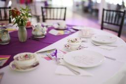 Blithewold Valentine's Tea