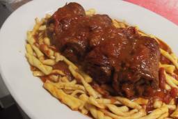 Siena's Beef Braciole