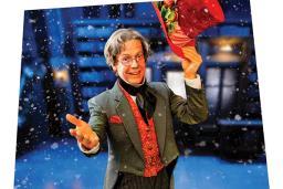 A Christmas Carol at Trinity Rep