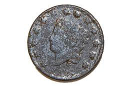 Early Black History Artifact-Coin