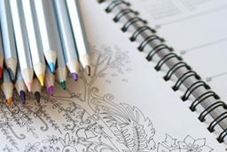 Coloring book header