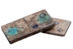 Black History Artifacts-dominoes