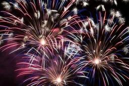 Gaspee Days Fireworks