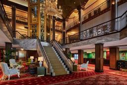 Graduate Hotel Lobby