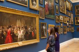 RISD Museum Grand Gallery