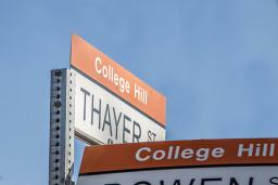 Thayer Street Things to Do