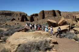 Travel Trade - Chaco Canyon