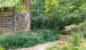 North Carolina Botanical Garden, Paul Green Cabin
