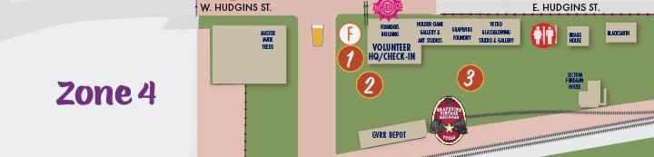 Main Street Fest Map 4