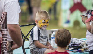 Bloomingdale Block Party - Face Painting
