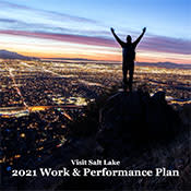 2021 Work & Performance Plan Cover