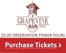 Grapevine Main Observation Tower Tours