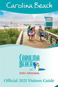 Carolina Beach 2021 Visitors Guide Cover