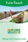Kure Beach 2021 Visitors Guide Cover