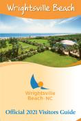 Wrightsville Beach 2021 Visitors Guide Cover