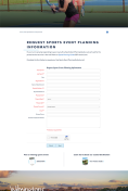 Plan Sports Events RFP