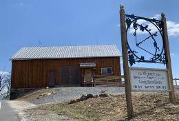 Winery at the Long Shot Farm