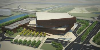 ICC Building Rendering