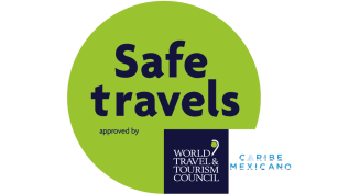 WTTC SafeTravels Stamp Caribe Mexicano