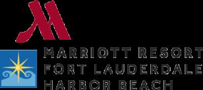 Marriott Harbor Beach Resort Spa logo