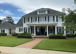 Stay in this lake front home in Smithfield, NC, and wake up with a view of Holt Lake.