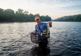 FISHING ON THE WATERS OF YORK COUNTY
