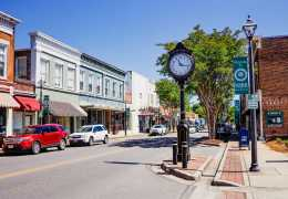 How to Spend a day in York, South Carolina