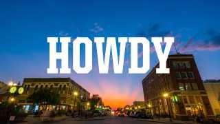 Howdy Downtown Bryan