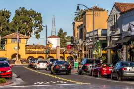 A TRIP TO THE HEART OF THE PENINSULA - BURLINGAME, CA