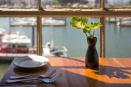 WHERE TO DINE WITH A VIEW IN SAN MATEO COUNTY