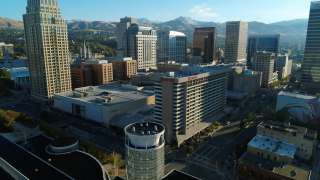 Drone Image - City Scape