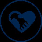 Visit Orlando Cultural blue icon