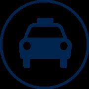 Visit Orlando Tours & Transportation blue icon