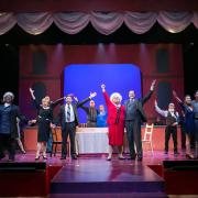 RedHouse Arts Center cast of Las Cage aux Folles
