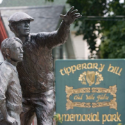 Tipperary Hill Irish Statue in Syracuse