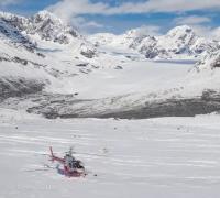 Yanert Glacier Denali Preserve