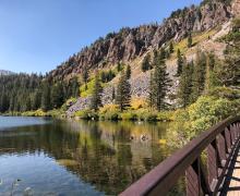 Mammoth Lakes Basin Bridge