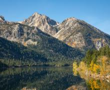 Upper Twin Lakes Bridgeport