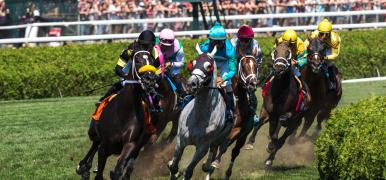 Saratoga Race Course - Photo by NYS ESD