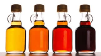 The Colors of Maple Syrup