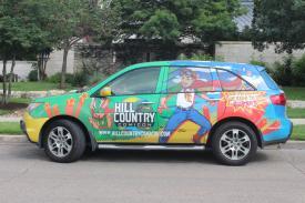 Hill Country Comicon I