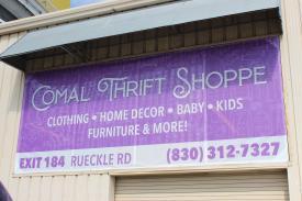 Comal thrift Shoppe II