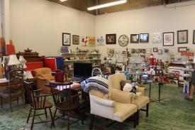 Comal Thrift Shoppe III