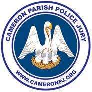 Cameron Parish Police Jury Logo