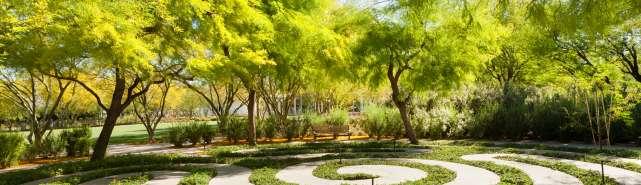 Sustainability Sunnylands Wellness