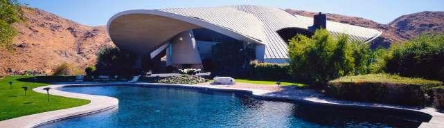 bob hope house palm springs midcentury modern john lautner