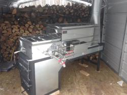 Wood-Fired Arch and Evaporator