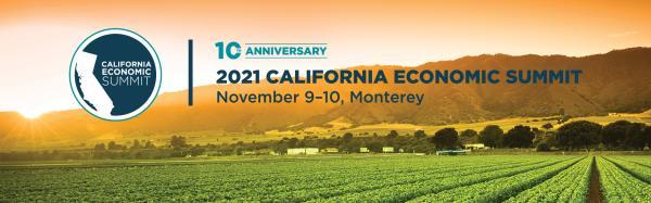 2021 California Economic Summit