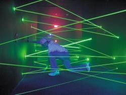 Laser Race, Ripley's