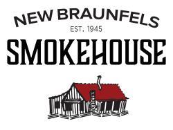 new braunfels smoke house logo